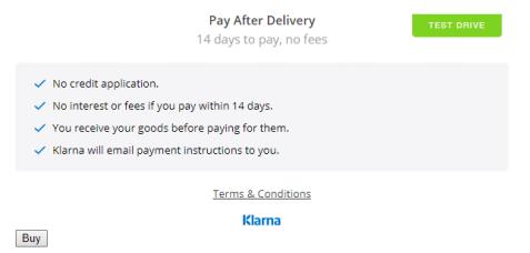1 Enter payment details