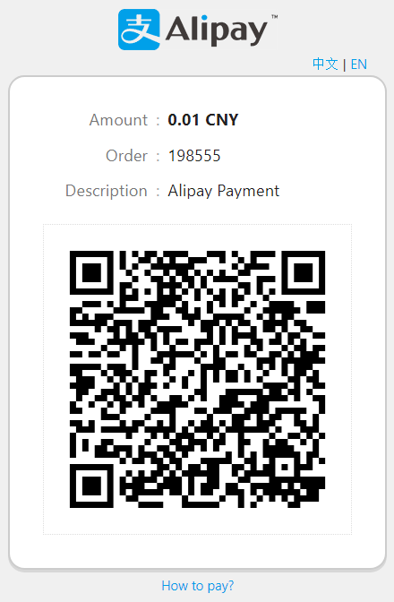 1 Payment version
